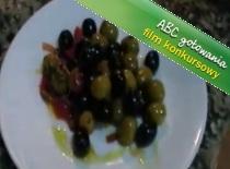Jak zamarynować hiszpańskie oliwki