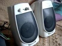 Jak zrobić audio do roweru z głośników komputerowych