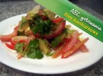 Jak zrobić sałatkę z avocado