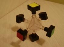 """Jak """"poskładać"""" kostkę Rubika 5x5x5 od najmniejszej części #1"""
