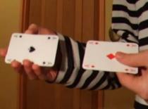 Jak wykonać sztuczkę z szybką przemianą karty