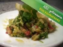 Jak zrobić sos guacamole z awokado