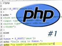 Jak programować w PHP #1 - Wprowadzenie i operacje na formularzach POST