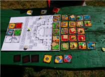 Jak grać w Basilicę - grę o budowaniu katedry dla dwóch graczy