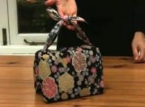 Jak pakować przedmioty w stylu Furoshiki