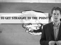 """Jak posługiwać się idiomem """"get straight to the point"""""""