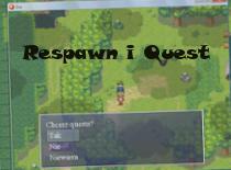 Jak zrobić grę w RPG Maker #2 - Respawn i Quest