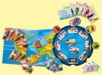 Jak grać w geograficzną grę planszową Travel Blog