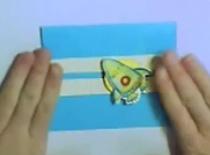 Jak zrobić wirującą kartkę #2