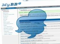 Jak zainstalować forum na silniku MyBB