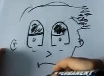 Jak narysować postać w stylu komiksowym (smutna)