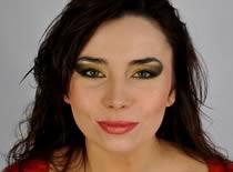 Jak zrobić makijaż na sylwestra (złoty)
