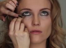 Jak zrobić makijaż z rzęsami na pierwszym planie
