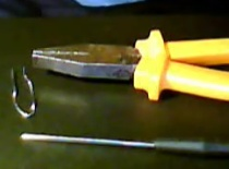 Jak skręcać oczka do woblera