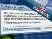 Jak usunąć interfejs GUI z boot screen w Windows Vista