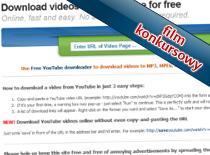 Jak pobierać filmy z YouTube w HD