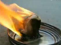 Jak rozpalić ogień za pomocą Super Glue
