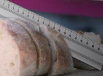 Jak ukroić chleb linijką - zabawa pobudzająca kreatywność