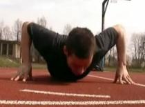 Jak ćwiczyć - trening siłowy w Parkour