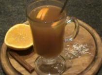 Jak zrobić herbatę o smaku pomarańczy, kokosu i miodu z cynamonem