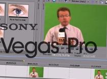 Jak obsługiwać Green Screen w Sony Vegas