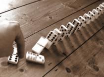 Jak ustawiać ścieżki w domino - proste triki