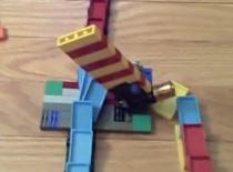 Jak zrobić bramę w domino