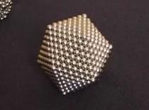 Jak zrobić dwudziestościan z kulek magnetycznych