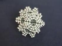 Jak zrobić figurę z kulistymi otworami z kulek magnetycznych