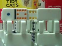 Jak zrobić sześcian w domino