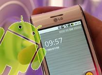 Jak zakualizować LG Swift do Android 2.1