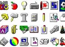 Jak zmienić ikony skrótów na te z Windows 9x/Me