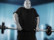 Jak ćwiczyć mięśnie grzbietu - wznoszenie barków ze sztangą