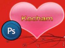 Jak w Adobe Photoshop zrobić animowane serduszko na Walentynki