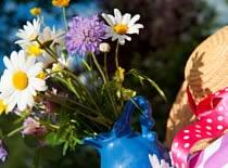 Jak przedłużyć trwałość kwiatów ciętych w wazonie