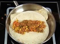 Jak zrobić burrito w wykonaniu De Care