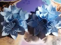 Jak zrobić kwiat z papieru i kulę z kwiatów