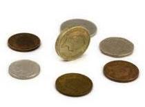 Jak wykonać sztuczkę z obracaniem monet