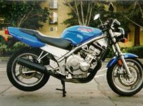 Jak zrobić filtr KN do Honda CB-1