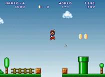 Jak przejść z 1 świata do 4 w Mario Forever