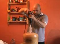 Jak odgazowywać wino cz. 1