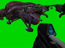 Jak nagrywać filmy w Halo CE z efektem Green Screen