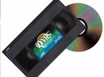 Jak przegrać kasetę VHS na DVD