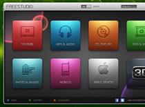 Jak korzystać z Free Studio (pobieranie, konwertowanie, nagrywanie itd.)