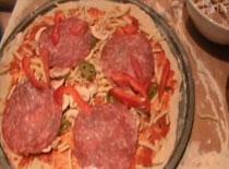 Jak zrobić pikantną pizzę na włoskim cieście