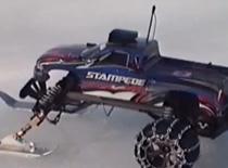 Jak zrobić łańcuchy śniegowe dla samochodów RC