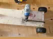 Jak zrobić pojazd z wkrętarki 18V