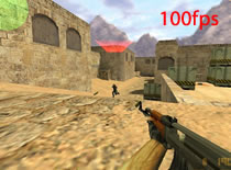 Jak uzyskać 100 fps w CS