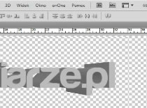 Jak zrobić 3D Tekst w Adobe Photoshop