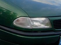 Jak zmienić podświetlenie licznika Opel Astra 1